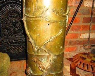 Meiji period bronze