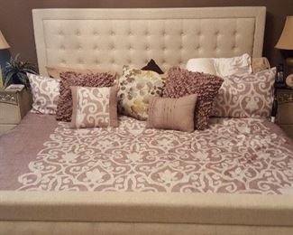 Bedroom set available -- sold as individual pieces
