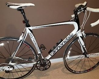 Cannondale Synapse bicycle