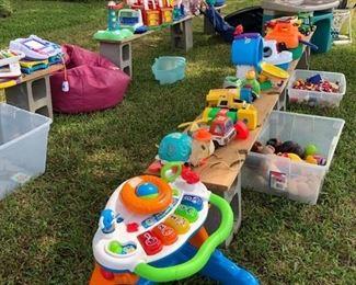 Vintage Toys - Fisher Price, Children's Toys