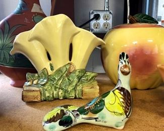McCoy & Mexican Pottery