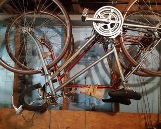 10-speed bikes