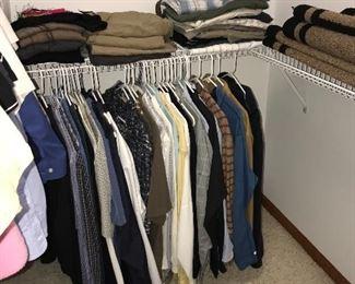 LARGE SIZE MEN'S CLOTHING