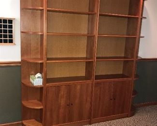 LARGE WALL UNIT -4 PIECES