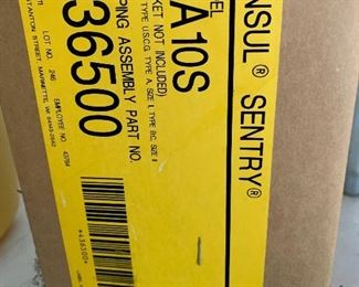 ANSUL SENTRY FIRE AA10S FIRE EXTINGUISHER