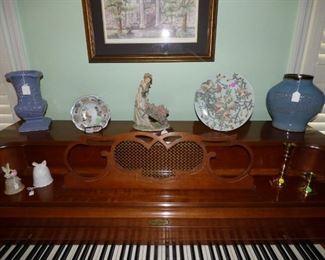 G. Armani Figurine, etc.