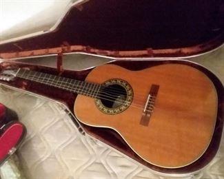 Ovation acoustic.