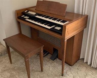 CONN vintage Tube Organ34x47x22inHHxWxD