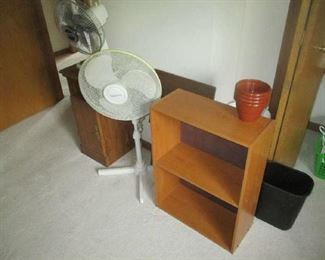 Fans and miscellaneous furniture