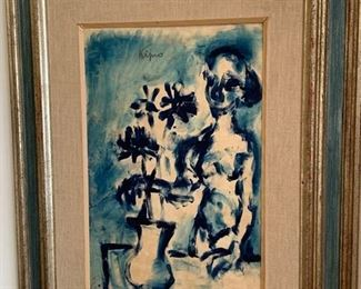 PAINTING SIGNED KIJNO