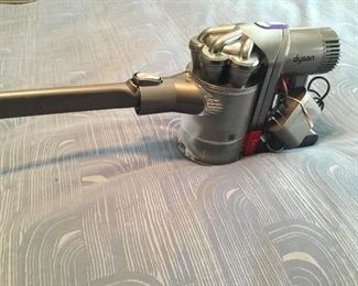 Dyson rechargeable hand vacuum