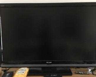 "Sharp 65"" TV LC-52D65U"