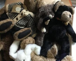 Big box of Boyd's Bears