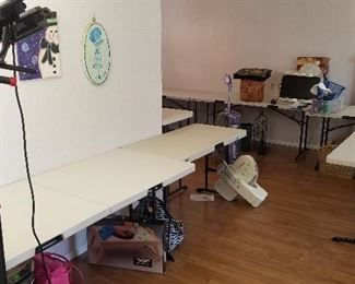 Resetting Tables with New Items