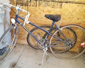 Nice ladies' bicycle