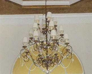 Entryway Fine Art Lamps Chandelier