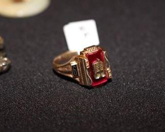 14k Gold Men's ring