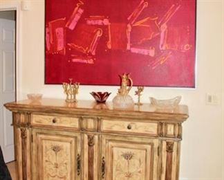 EstateSalesByOlga in Woodland Park for Liquidation Sale of Artist Home