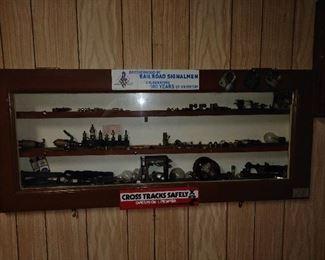 railroad collectibles