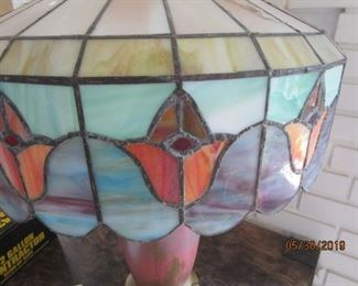 Beautiful Tiffany Style Lamp