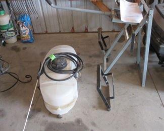 15 Gal Sprayer Tank