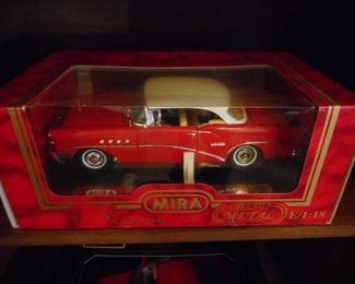 Die Cast Car in Box