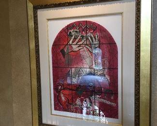 Judah by Marc Chagall