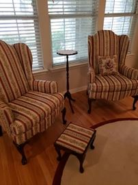 Ethan Allen Traditional Classics Chairs