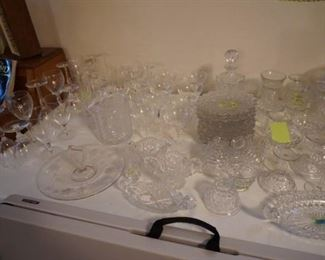 Crystal and Stemware