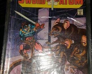 Sword Atom