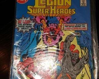 Legion Super Hereos