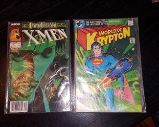 World of Krypton