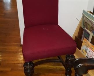 One of SIx Chairs