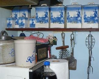 SOME OF THE INTERESTING ITEMS IN KITCHEN