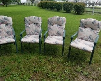 Lawn Chairs...Immaculate Condition