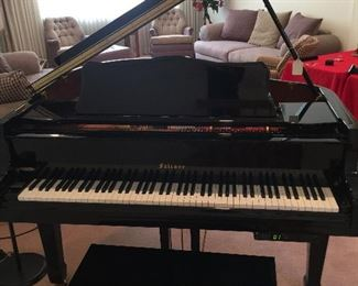 FALCONE BABY GRAND WITH PLAYER PIANO FUNCTION