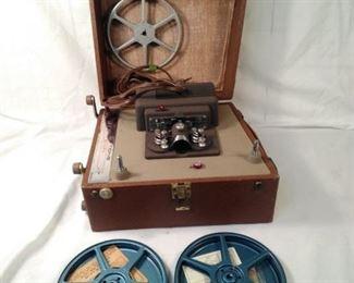 Keystone sixty 8 mm movie projector https://ctbids.com/#!/description/share/152124