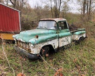 1956 Chevy 3200 pickup