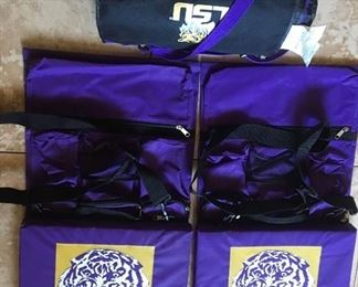 Large Collection Of LSU Items