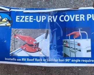 EZEE-UP RV  Cover Pulley