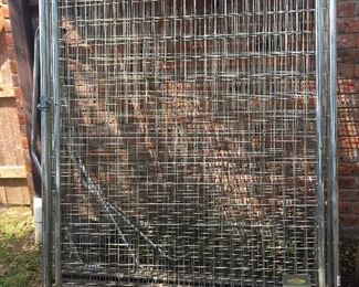 New Retriever Dog Kennel 6 ft tall   (5ft x 10ft)