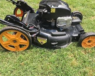 Poulan Pro 675EXI FWD Electric Start Lawnmower