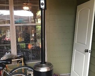 40,000 BTU Patio Heater And Cover