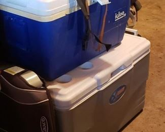 Coolers - think summer fun!
