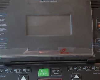 LifeSpan treadmill.