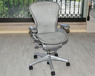 12. Herman Miller Aeron Office Chair