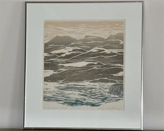 15. Anne Meredith Barry Canadian Print
