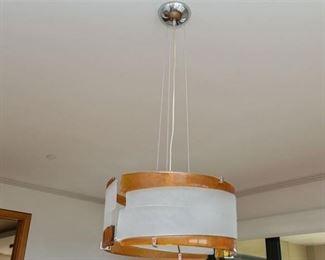 30. Murano Glass Chandelier