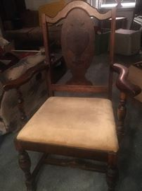 Arm chair ( part of set)