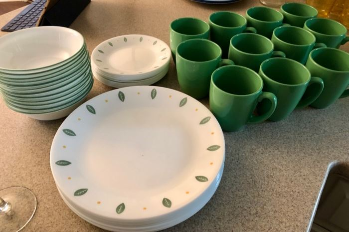 Adorable dinnerware